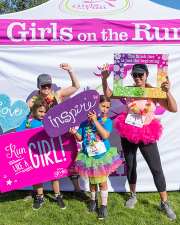 Girls on the Run 5k 2018