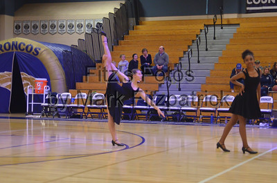 Dance BB vs. MVHS