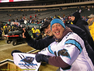 Panthers @ Eagles January 18 2004