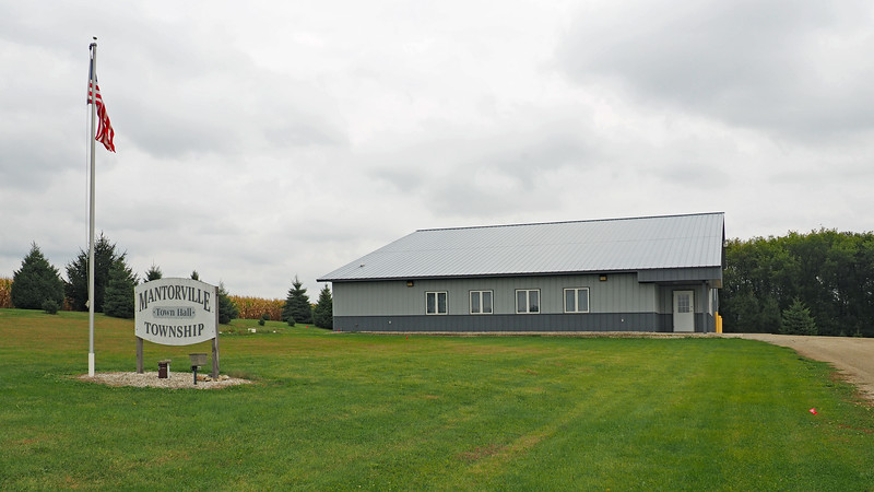 Mantorville Town Hall