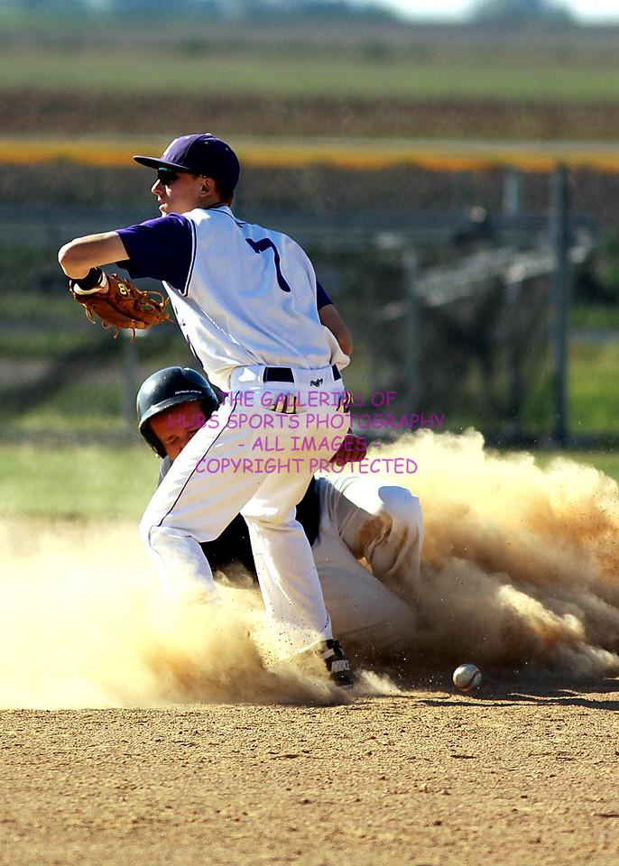 2012 RTHS HUBS VARSITY BASEBALL vs DIXON @ IHSA REGIONAL