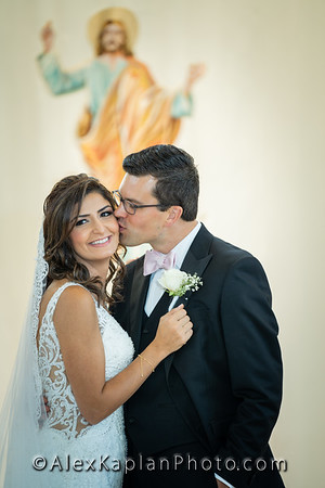 Wedding at St. Mark's Syriac Orthodox Cathedral, Paramus NJ by Alex Kaplan Photo