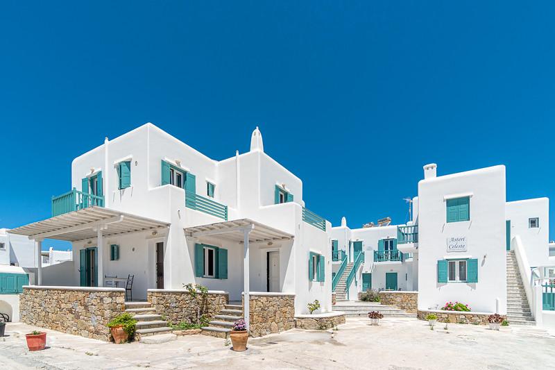 ASTERI APARTMENTS, Mykonos