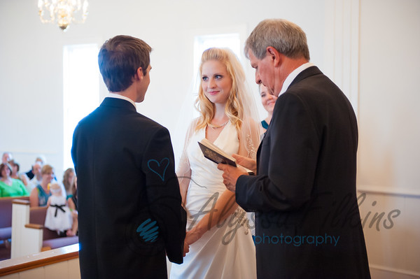 Katelynn and Jonathan - Wedding