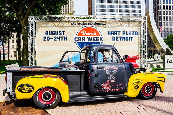 Detroit Car Week