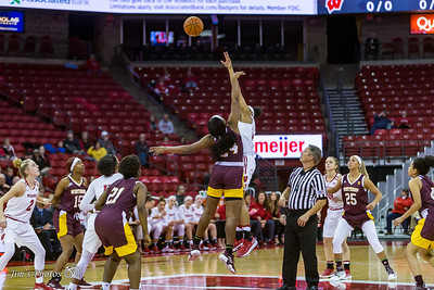 UW Sports - Women's Basketball [d] November 08, 2018