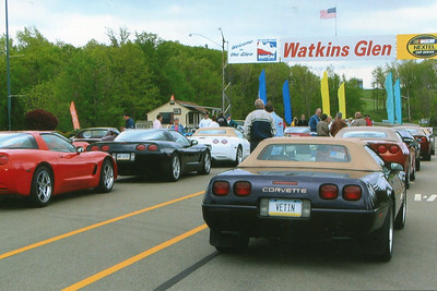 2006 Watkins Glen Thunder Road Tour