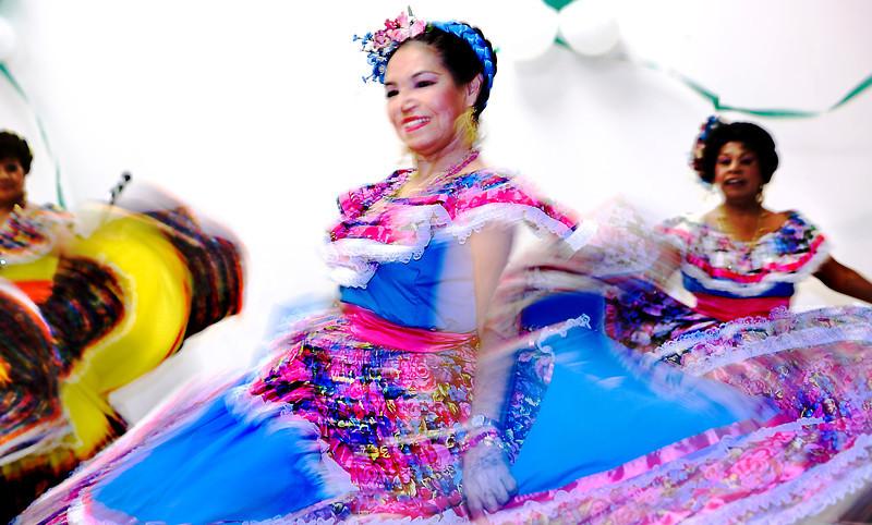 WHS Latino Club Dancers