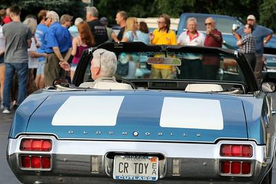 Cool Cars Under the Stars in Elmhurst