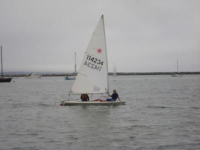 2011-07-08: Youth Sailing Camp - Week 4