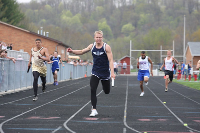 GHS Track at Licking Valley Invitational