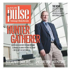 PULSE Dan Stetson, Director of High Museum 2012