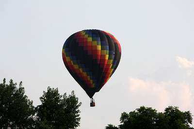 Warren County Fair - Balloons 2009