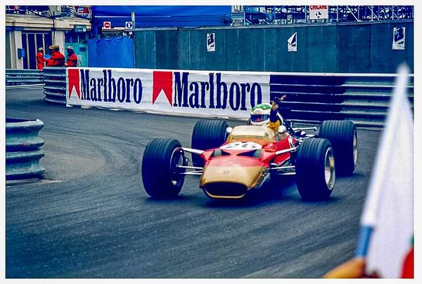 Series F Pre 68 GP Cars