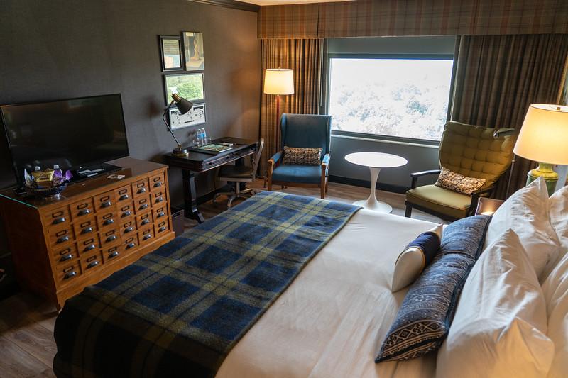 Graduate hotel in Ann Arbor