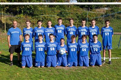 2013-10-14 James Caldwell Boys Fr Soccer