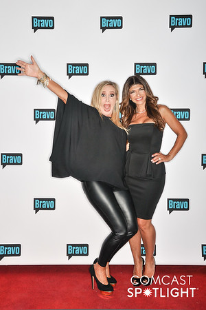 Teresa Giudice & Shannon Beador - Housewives of New Jersey & Orange County - Bravo