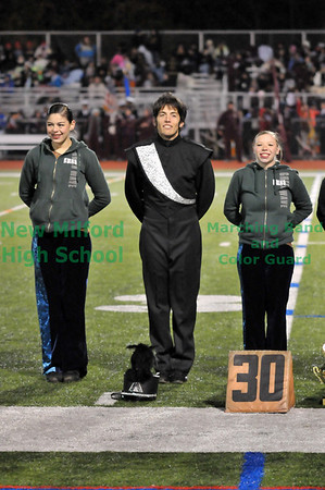 NMHS Marching Band at Norwalk (2nd Photo Set), November 6, 2010