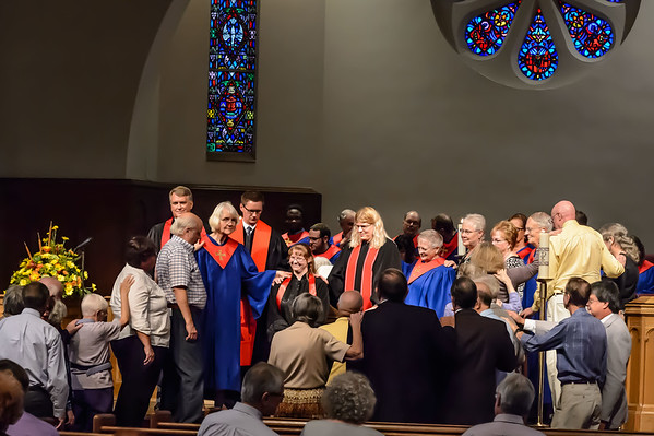 Ordination of The Rev. Emily Grace Wasser 10-11-2015