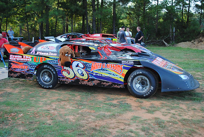 County Line Raceway 8/14/10