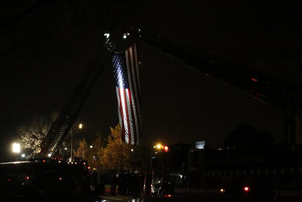 2012-11-09,  Wake for Captain Herbert Johnson