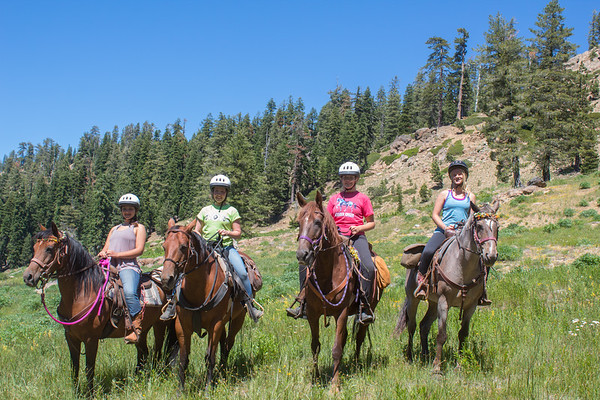 2016 High Country Ranch Camp Week 5