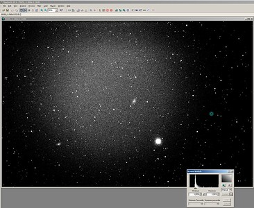 Remove the light pollution from your OSC images
