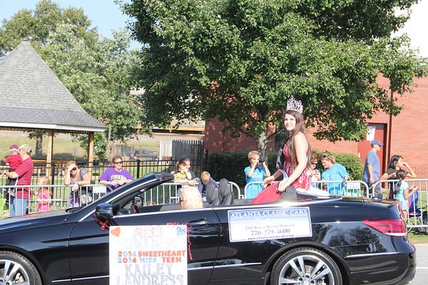 Suwanee Fest Parade 2014