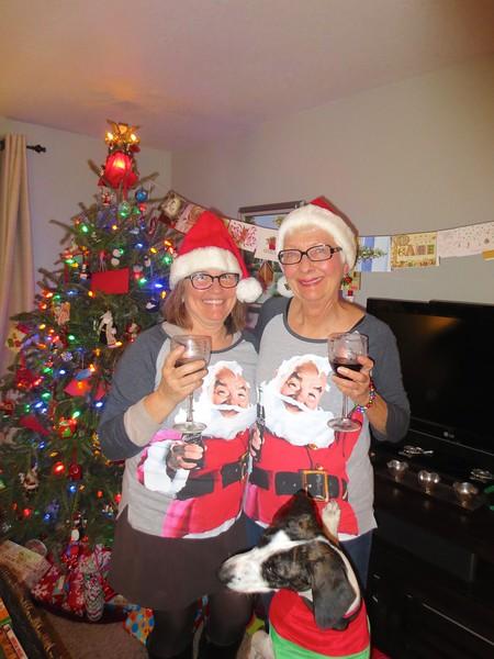 Santa's Ladies