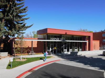 MSU Hapner Hall Renovation
