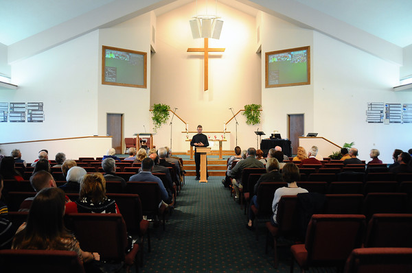November 3rd, 2013 Worship Service