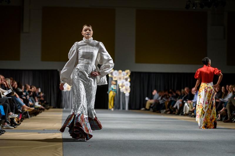 4/1/17 Purdue Fashion Show, Jing Li