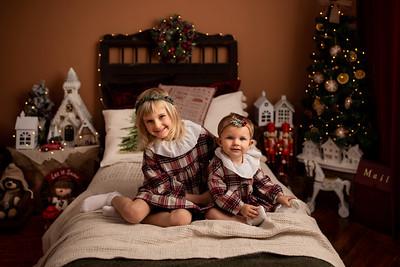 Amelie & Ada • Christmas 2020