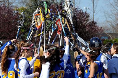 Girls Var Lacrosse 4-22-13 BroRoger