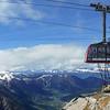 Mt Blanc cable car