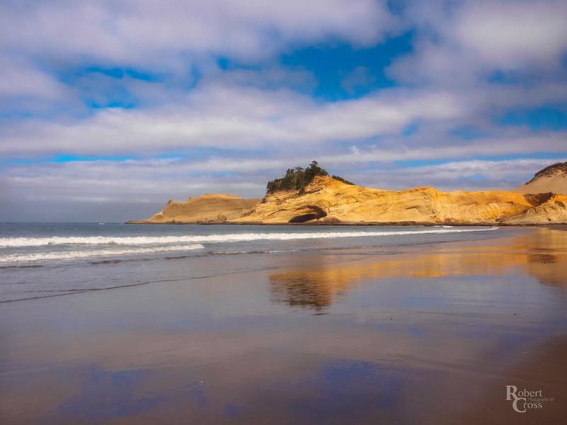 Cape Kiwanda Sand & Sky