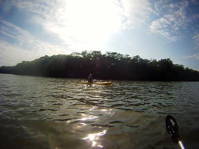 Josh & Hannah - Cape Haze to Don Pedro State Park, Lemon Bay, Florida