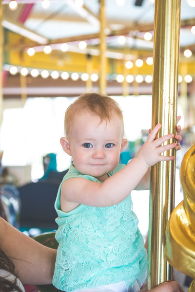2017 EVENTS  |  Ava's First Birthday Party