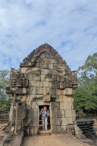 Baphuon Temple, Siem Reap, Cambodia - December, 2017