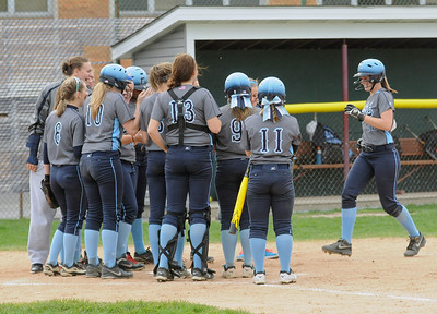 Downers Grove South at Morton softball