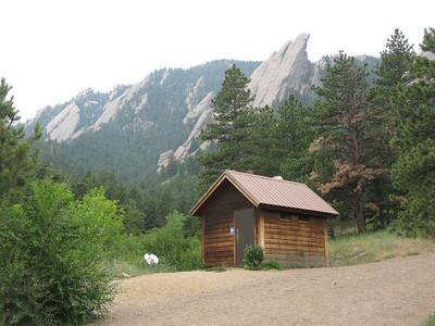 Day 20: Boulder Chautauqua Royal Arch Trail