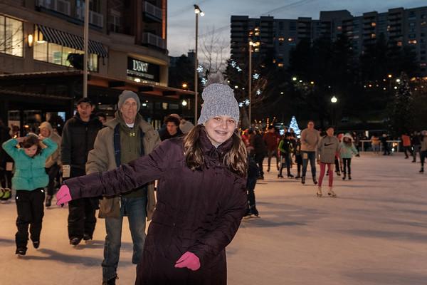 Ice Skating with Sofi