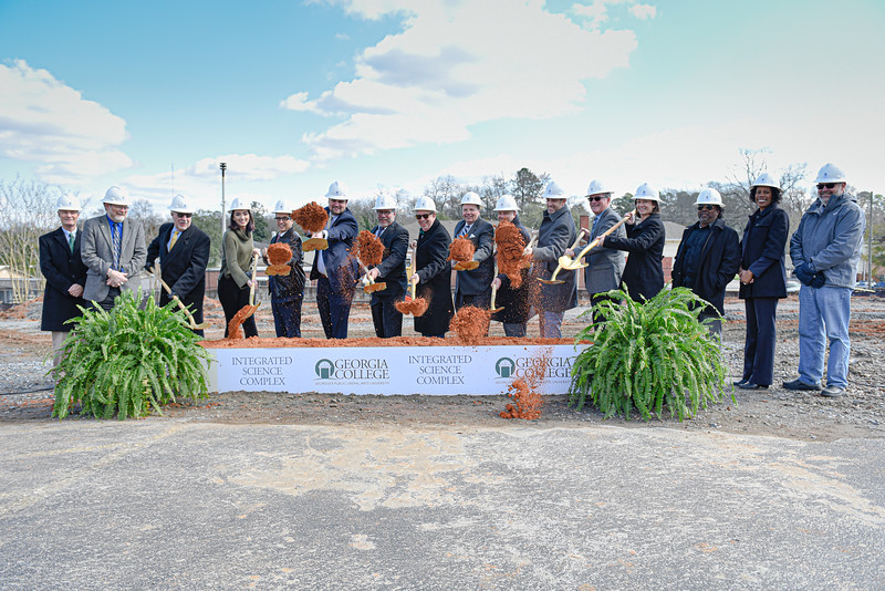 In February 2020, Georgia College broke ground on the Integrated Science Complex.