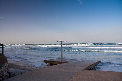 Tel-Aviv coast