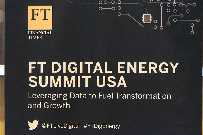 FT Digital Energy Summit USA