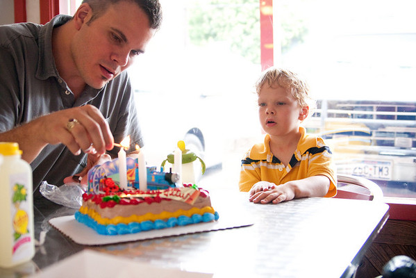Titus's 3rd Birthday - June 11, 2010