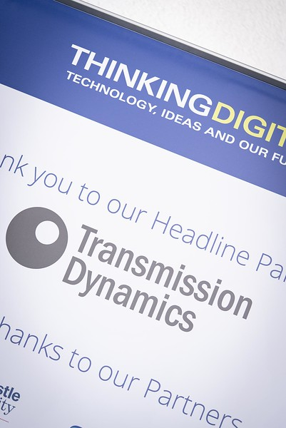 Thinking Digital Conference 2018 - networking