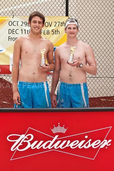 PBVS Summer of Budweiser - Beach Volleyball Pro #3 (Finals)