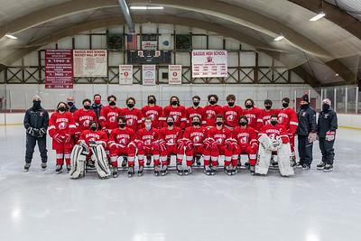 2020-2021 Saugus High Hockey