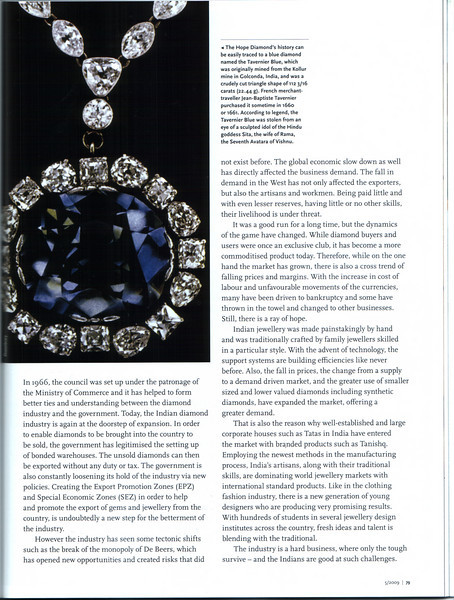 """Asian Geographic Magazine, Singapore. Article """"Romancing the Stone"""" """"India Shining"""" by Suchit Nanda  http://www.asiangeo.com/ag_0509/feature2.html"""